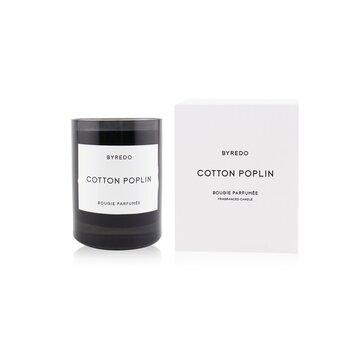 Fragranced Candle - Cotton Poplin  240g/8.4oz