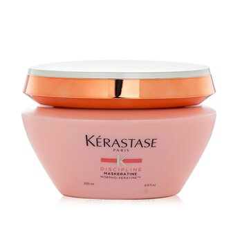 Discipline Maskeratine Smooth-in-Motion Masque - High Concentration (For Unruly, Rebellious Hair)  200ml/6.8oz