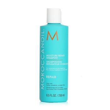 Nawilżający szampon do włosów Moisture Repair Shampoo (włosy osłabione lub zniszczone)  250ml/8.5oz