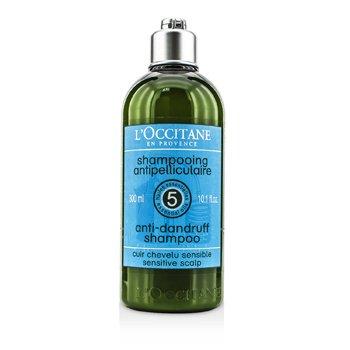 L'Occitane Aromachologie Anti-Dandruff Shampoo (For Sensitive Scalp)  300ml/10.1oz