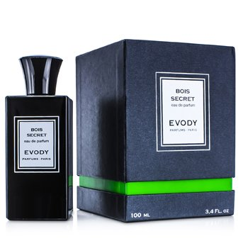 Evody Bois Secret Eau De Parfum Spray  100ml/3.4oz