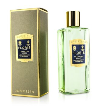 Floris Lily Of The Valley Gel Humectante de Ba�o y Ducha  250ml/8.5oz