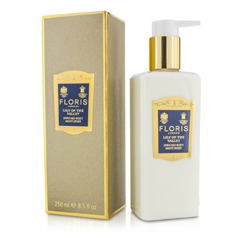 深谷鈴蘭身體潤膚乳液 Lily Of The Valley Enriched Body Moisturiser  250ml/8.5oz