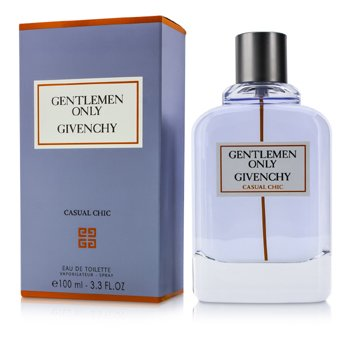 Givenchy Gentlemen Only Casual Chic Eau De Toilette Spray  100ml/3.3oz