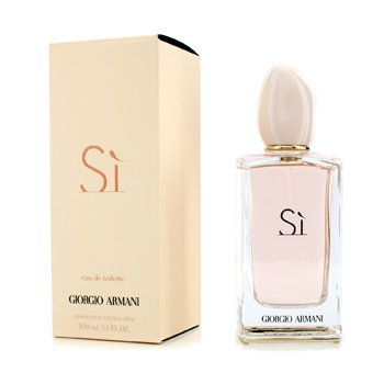Si Eau De Toilette Spray  100ml/3.4oz