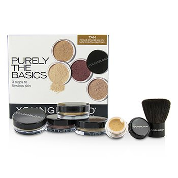 Purely The Basics Kit  6pcs