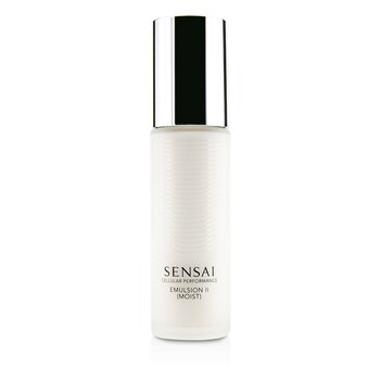 Sensai Cellular Performance Emulsion II - Moist  50ml/1.7oz