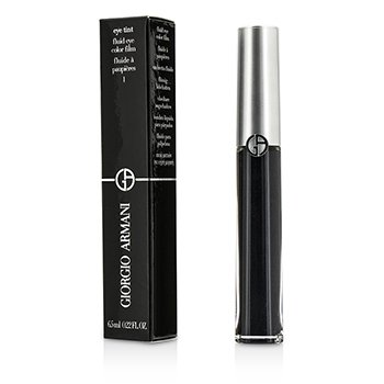 Giorgio Armani Eye Tint - # 01 Obsidian  6.5ml/0.22oz