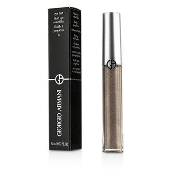 Giorgio Armani Eye Tint - # 08 Flannel  6.5ml/0.22oz