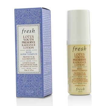Lotus Youth Preserve Radiance Lotion  30ml/1oz