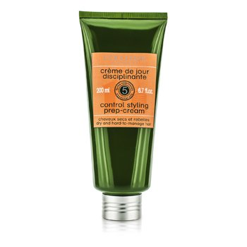 L'Occitane Aromachologie Control Styling Prep-Cream (Dry & Hard-To-Manage Hair)  200ml/6.7oz