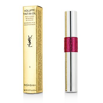 Yves Saint Laurent Volupte Tint In Oil - #05 Cherry My Cherie  6ml/0.2oz