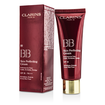 Clarins BB Skin Perfecting Cream SPF 25 - # 00 Fair  45ml/1.7oz