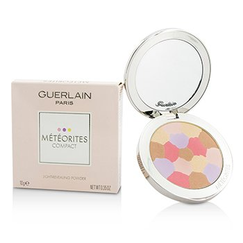 Guerlain Meteorites Compact Light Revealing Powder - # 4 Dore/Golden  10g/0.35oz