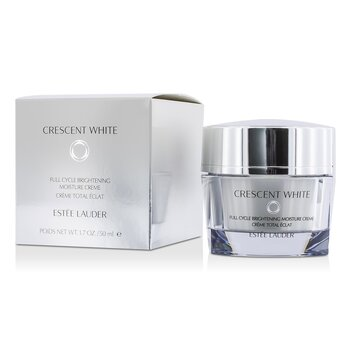 Estee Lauder كريم مرطب ومفتح Crescent White Full Cycle  50ml/1.7oz