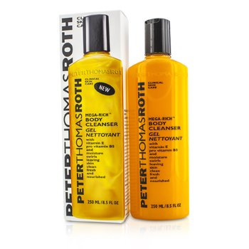 Mega-Rich Body Cleanser  250ml/8.5oz