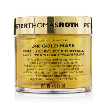 24K Gold Mask  150ml/5oz