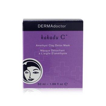 Kakadu C Amethyst Clay Detox Mask  50ml/1.7oz