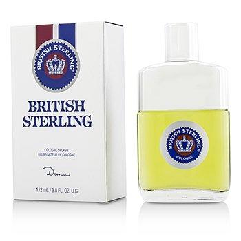 Dana British Sterling Cologne Splash  112ml/3.8oz