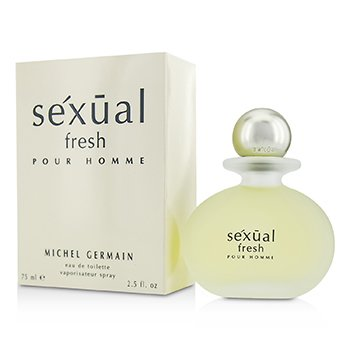 Michel Germain Sexual Fresh Eau De Toilette Spray  75ml/2.5oz