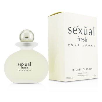 Sexual Fresh Eau De Toilette Spray  125ml/4.2oz