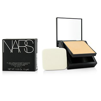NARS All Day Base en Polvo Luminosa Con SPF25 - Fiji (Light 5 Clara con tonos amarillos)  12g/0.42oz