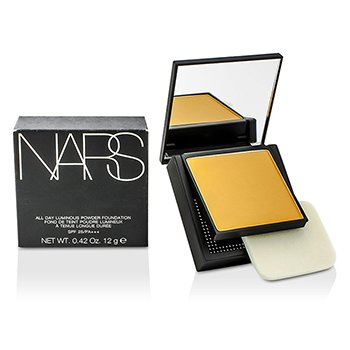 NARS All Day Base en Polvo Luminosa Con SPF25 - Punjab (Medium 1 Medio con tono durazno dorado)  12g/0.42oz