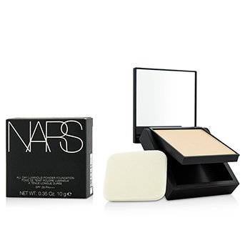 NARS Base em Pó All Day Luminous SPF25 - Siberia (Light 1 Light with neutral balance of pink and yellow undertones)  12g/0.42oz