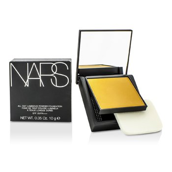 NARS Pudrowy podkład z filtrem UV All Day Luminous Powder Foundation SPF25 - Tahoe (Med/Dark 2 Medium dark with caramel undertones)  12g/0.42oz