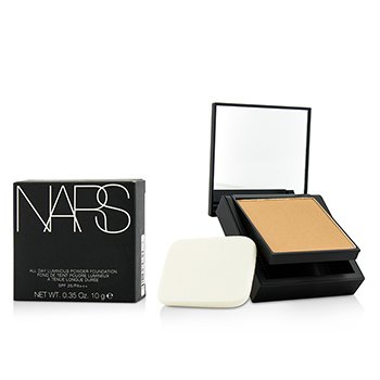 NARS Base em Pó All Day Luminous SPF25 - Vallauris (Medium 1.5 Medium with pink undertone)  12g/0.42oz