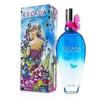 Escada Turquoise Summer Eau De Toilette Spray (Limited Edition)  100ml/3.3oz