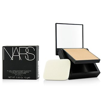NARS All Day Luminous Powder Foundation SPF25 - Mont Blanc (Light 2 Light with pink undertones)  12g/0.42oz