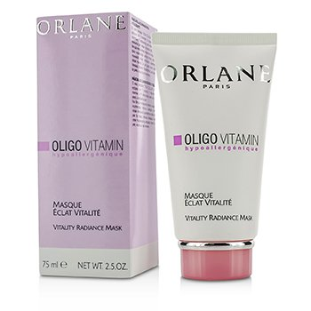 Oligo Vitamin Vitality Radiance Mask  75ml/2.5oz