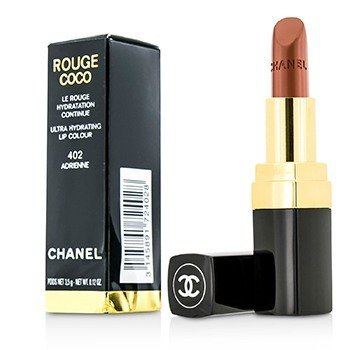 Chanel Rouge Coco Ultra Hydrating Lip Colour - # 402 Adriennne  3.5g/0.12oz