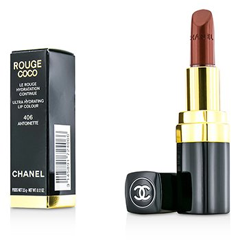 Chanel Rouge Coco Ultra Hydrating Lip Colour - # 406 Antoinette  3.5g/0.12oz