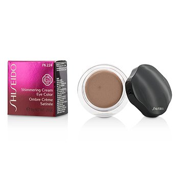 Shiseido Sombra Shimmering Cream Eye Color - # PK224 Mousseline