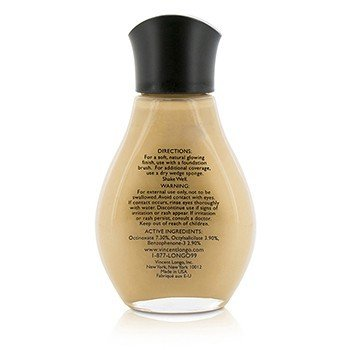 Liquid Canvas Dew Finish Foundation SPF15 (Radiant Glow)  30ml/1oz