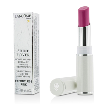 Lancome Son Bóng Lover - # 323 Effortless Pink  3.2ml/0.09oz