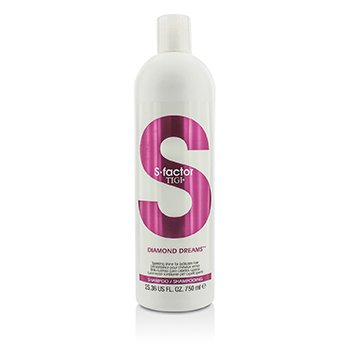 Tigi S Factor Diamond Dreams Shampoo (glitrende glans for kjedelig hår)  750ml/25.36oz