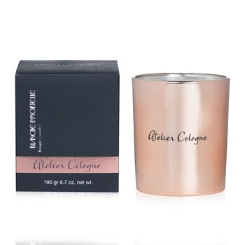 atelier cologne bougie candle blanche immortelle au. Black Bedroom Furniture Sets. Home Design Ideas