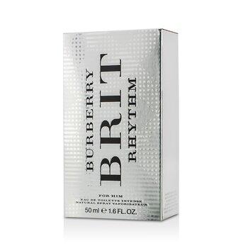 Brit Rhythm Intense Eau De Toilette Spray  50ml/1.6oz