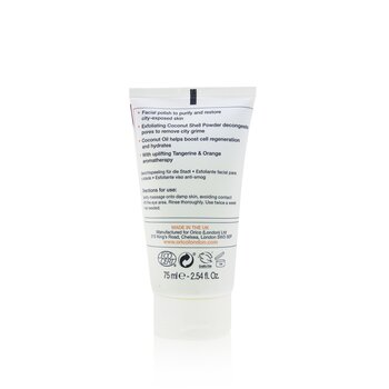 Streetwise City Face Scrub  75ml/2.54oz