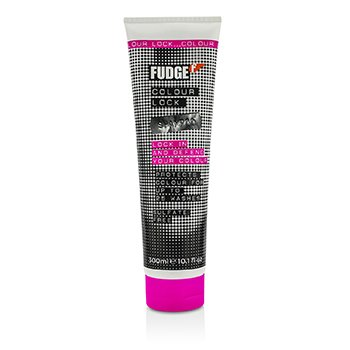 Colour Lock Shampoo - Sulfate Free (For Lasting Vibrancy & Colour Happy Hair)  300ml/10.1oz
