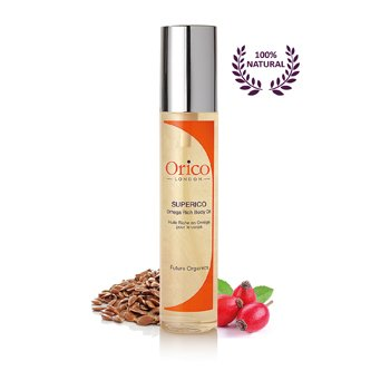 Superico Omega Rich Body Oil 100ml/3.38oz