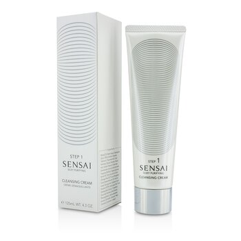 Sensai Silky Purifying Cleansing Cream (New Packaging)  125ml/4.3oz