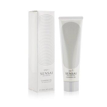 Sensai Silky Purifying Cleansing Gel (New Packaging)  125ml/4.3oz