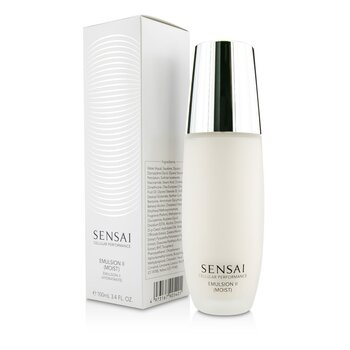 Sensai Cellular Performance Emulsion II - Moist (New Packaging)  100ml/3.4oz