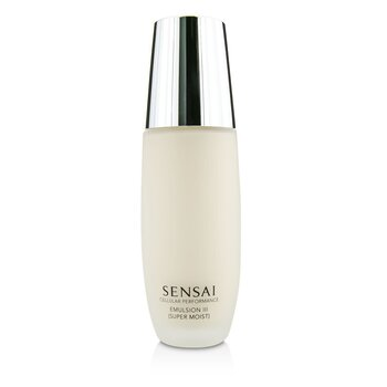 Kanebo Sensai Cellular Performance Emulsion III - Super Moist (New Packaging)  100ml/3.4oz