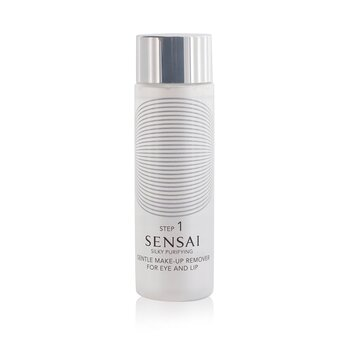 Sensai Silky Purifying Gentle Make-up Remover For Eye & Lip  100ml/3.4oz