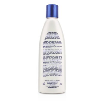 Super Soft Lotion - For Face & Body - Newborns & Babies With Sensiteive Skin  237ml/8oz